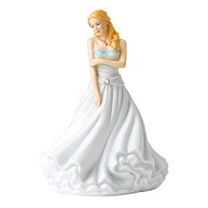 Thought of You Petite HN5878 - Royal Doulton Figurine