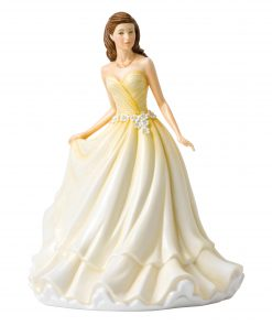 Treasured Love Daisy HN5880 - Royal Doulton Figurine