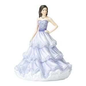 Warm Affection Petite HN5876 - Royal Doulton Figurine