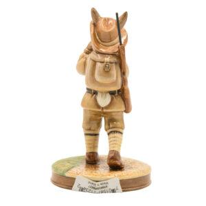 Coo-ee DB516 - Royal Doulton Bunnykins Figurine