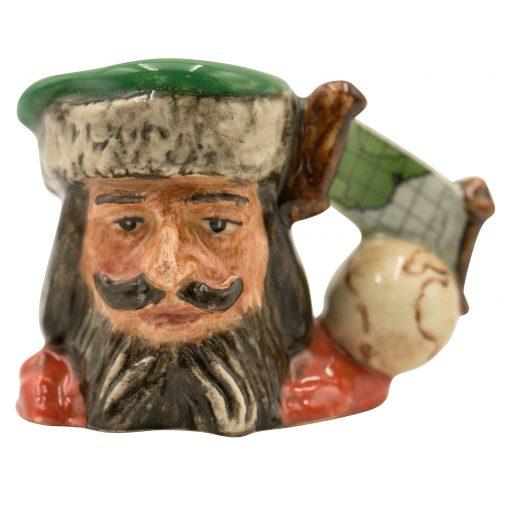 Marco Polo D7084 - Tiny Royal Doulton Character Jug