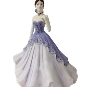 Diamond - Coalport Figurine