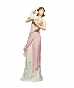 In Loving Arms HN4262 - Royal Doulton Figurine