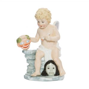 Theatre Cherub Doulton Intl - Royal Doulton Figurine