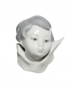 Angels Head 01004886 - Lladro Figurine