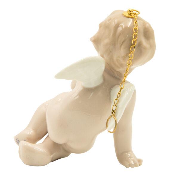 Thinking Cherub 01006255 - Lladro Figurine