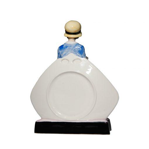 Lovely CV Blue - Peggy Davies Figurine
