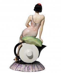Nostalgia - Peggy Davies Figurine