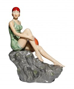 The Bather - Peggy Davies Figurine