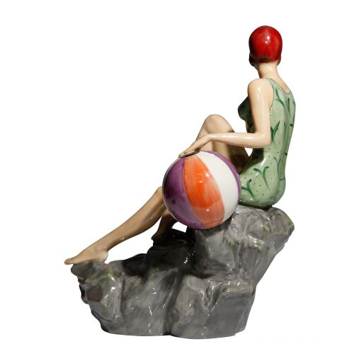 The Bather - Peggy Davies Figurine