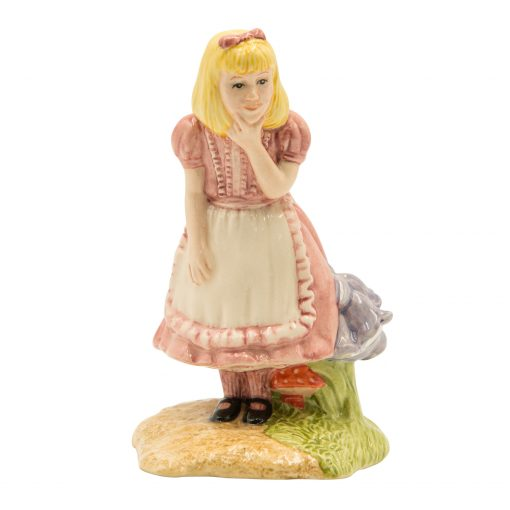 Alice LC2 - Royal Doulton Storybook Figure