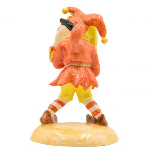 Punch & Judy (Pair) - Royal Doulton Storybook Figure