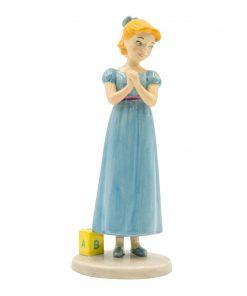 Wendy PAN5 - Royal Doulton Storybook Figure