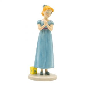 Wendy PAN5 - Royal Doulton Storybook Figure