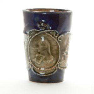 Lord Nelson Mini Beaker - Royal Doulton Stoneware