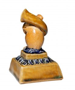 Mouse Tuba Player - Tinworth Figurine