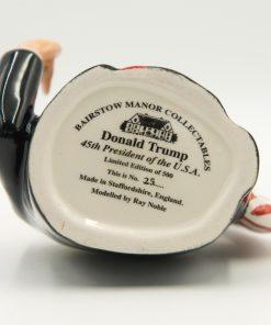 President Trump Toby Jug - Black