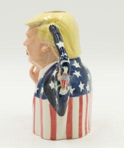 President Trump Toby Jug - US Flag