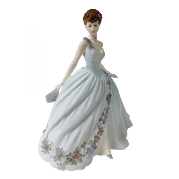 The Dream Unfolds CW536 - Coalport Figurine