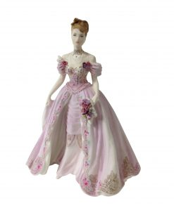 The Fairytale Begins CW511 - Coalport Figurine