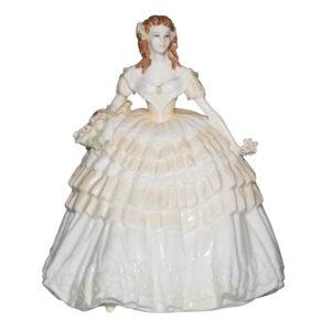 Lily CPTCW157 - Coalport Figurine