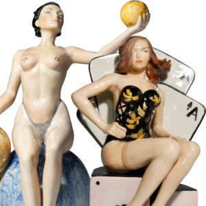 Peggy Davies Figurines