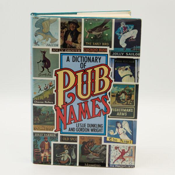 Dictionary of Pub Names - Book