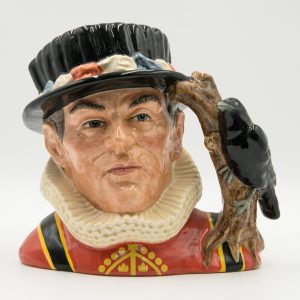 Yeoman of the Guard Horne D6882 - Royal Doulton Large Character Jug