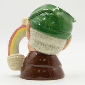 Leprechaun Site of the Green D6899 - Royal Doulton Small Character Jug