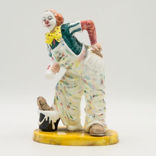 Augustes Mishap - Coalport Figurine