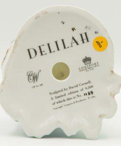 Delilah CW154 - Coalport Figurine