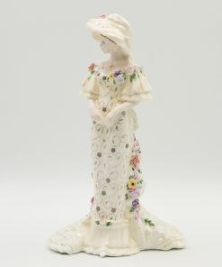 Lovely Lady Christabel - Coalport Figurine