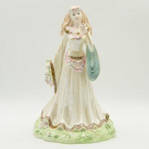 Ophelia - Coalport Figurine