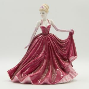 Shall We Dance - Coalport Figurine
