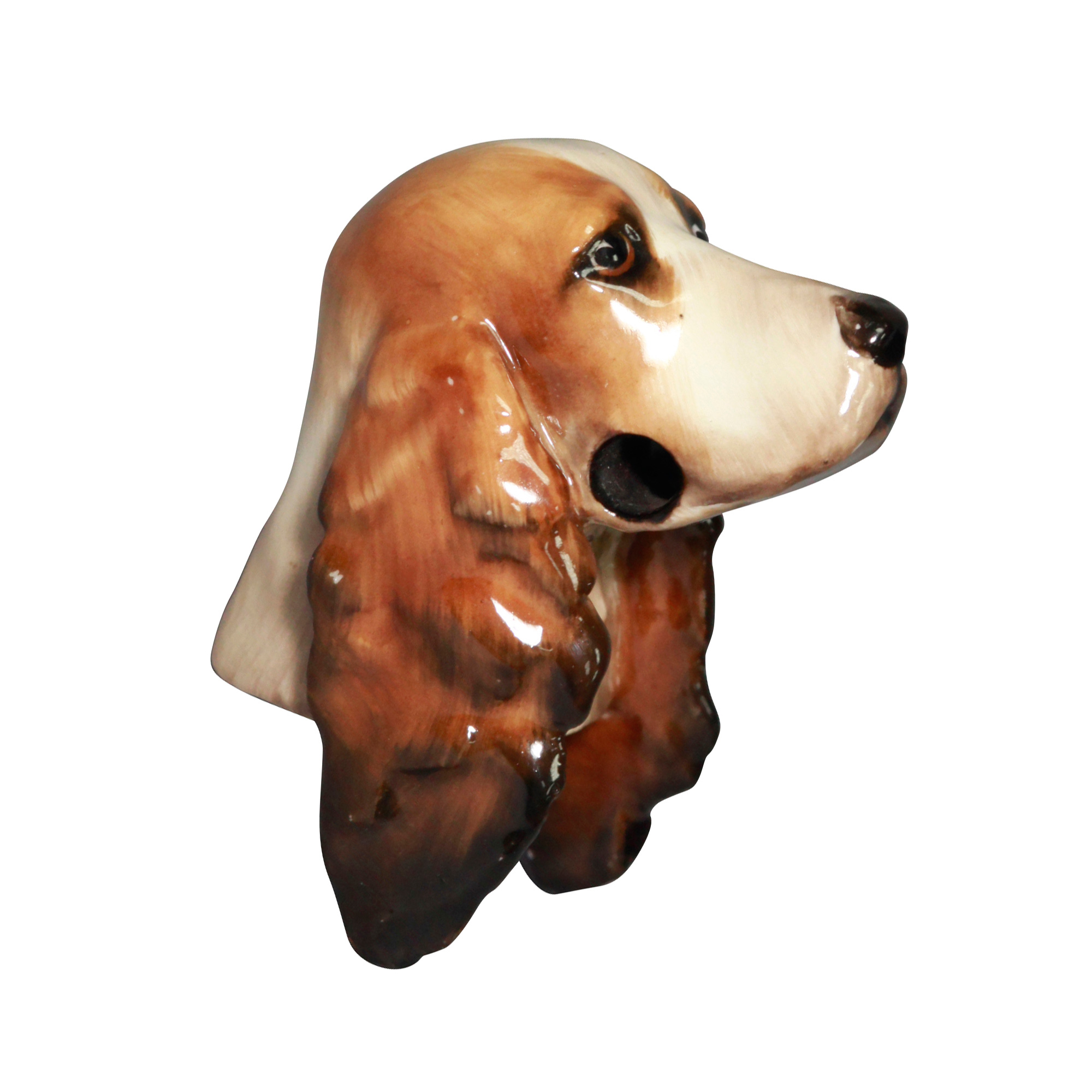 Cocker Spaniel Pencil Holder - Royal Doulton Dog