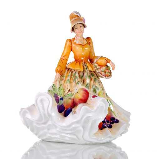 Autumn Fruits - English Ladies Company Figurine