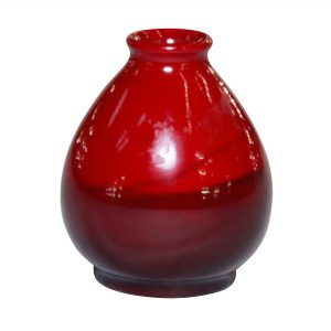 Vase Miniature - Royal Doulton Flambe