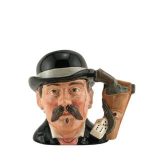 Royal Doulton Mid-Size Character Jugs