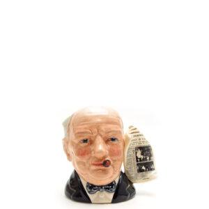 Royal Doulton Small Character Jugs