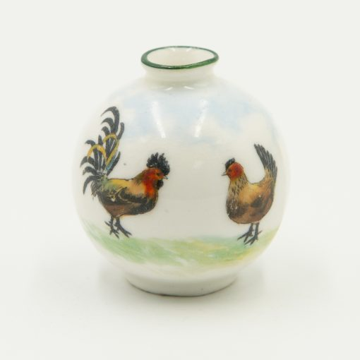 Cock and Hen - Royal Doulton Seriesware