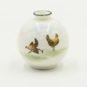 Cock and Hen - Royal Doulton Seriesware