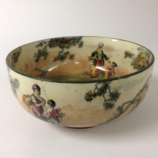 Gleaners Bowl - Royal Doulton Seriesware