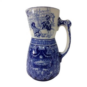 Jacobean Pitcher BLUE - Royal Doulton Seriesware