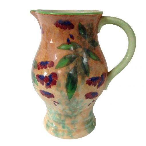 Wisteria Mottled Pitcher 8H - Royal Doulton Seriesware