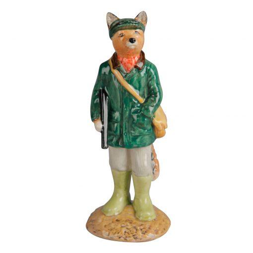 Huntsman Fox - Royal Doulton Storybook Figurine