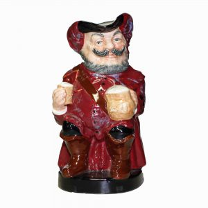 Falstaff Large BC Mug Close D6062 - Royal Doulton Toby Jug
