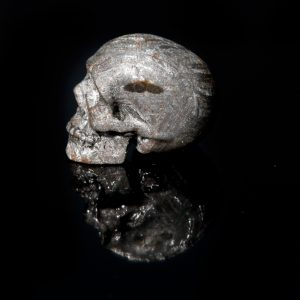 Skull Meteorite #4 - 72 grams