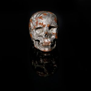 Skull Meteorite #7 - 33.2 grams
