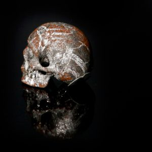 Skull Meteorite #9 - 11.5 grams