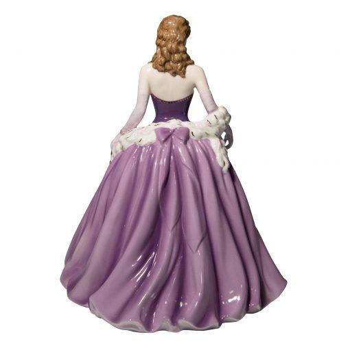 Lady Helen CW610 Coalport Figurine